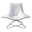 Giuseppe Vigan&ograve; Manta Armchair