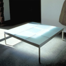 Jean Louis Guinochet Damier Table