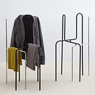 Kevin Fries and Jakob Zumb&uuml;hl Error Clothes Rack