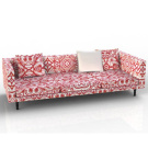 Marcel Wanders Boutique Sofa, Eyes Of Strangers