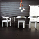 Afra Scarpa and Tobia Scarpa Geisha Chair