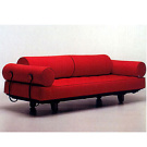Afra Scarpa and Tobia Scarpa Rosa Sofa