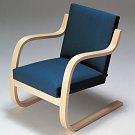Alvar Aalto Armchair 402