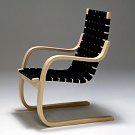 Alvar Aalto Armchair 406