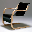 Alvar Aalto Armchair 42
