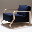 Alvar Aalto Armchair 44