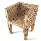 Fernando and Humberto Campana Favela Armchair