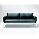 Gabriele Assmann and Alfred Kleene Shari Sofa