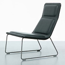 Jasper Morrison Low-pad Armchair