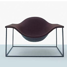 Jean-Marie Massaud Outline Chaise Longue, Sofa and Armchair