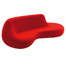Karim Rashid Koochy Sofa