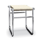 Le Corbusier, Pierre Jeanneret and Charlotte Perriand LC9 Bathroom Stool