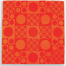 Verner Panton Geometri Carpet