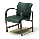 Andrew Belscher and Joseph Vincent Bow Chair