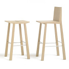 Lievore Altherr Molina Woody Stool