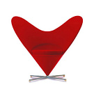 Verner Panton Heart Cone Chair