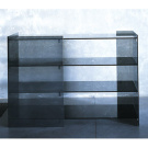 Piero Lissoni, Carlo Tamborini and Marc Krusin Surface Mobili Bookcase