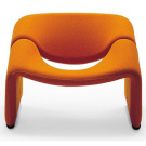 Pierre Paulin Groovy Armchair