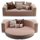 Sergio Bicego Nesting Sofa Bed