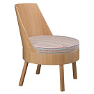 Stefan Diez EC02 Bessy Lounge Chair